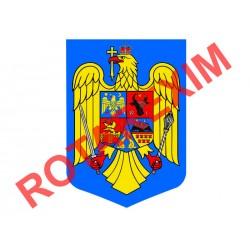 Stema Romaniei - suport aluminiu